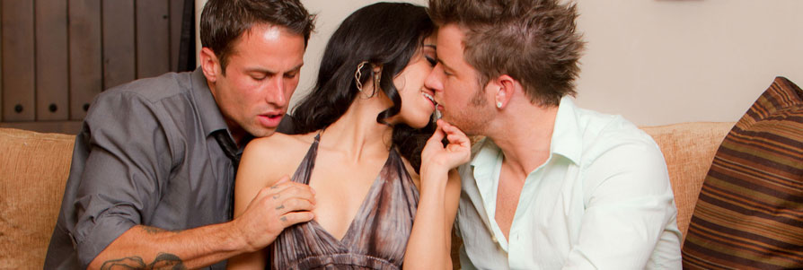 Find a threesome partner